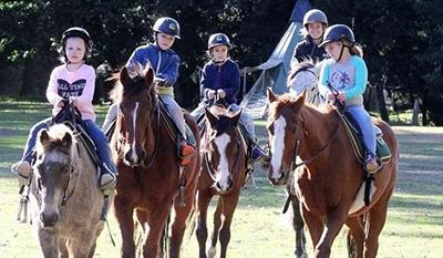 séjour vacances équitation