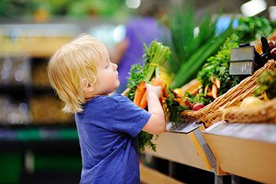 alimentation et marché