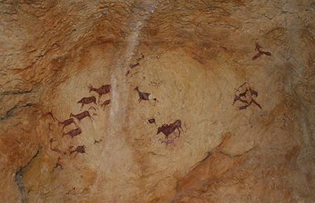 classes découvertes préhistoire