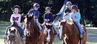 vignette equitation