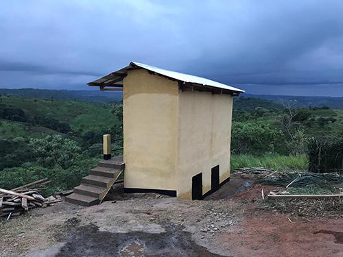 cameroun toilette